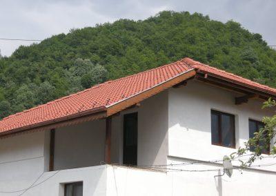 Покрив с керемиди Бриз (3)