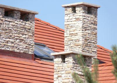 Покрив с керемиди Плано