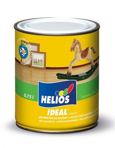 Helios - IDEAL акрилен лак за паркет гланц/полумат