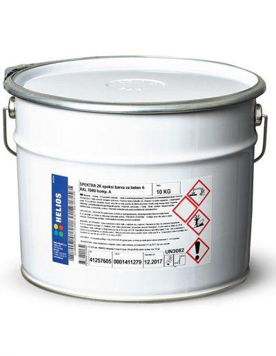 Helios - SPEKTRA 2K епоксидна боя за бетон