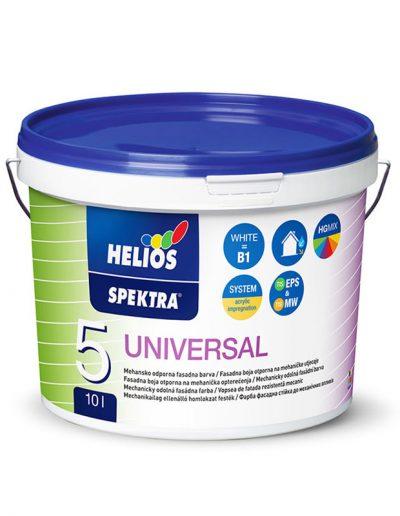 Helios - SPEKTRA - Фасадна боя Universal