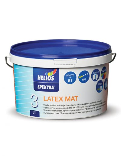 Helios - SPEKTRA - Латекс мат