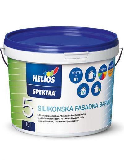 Helios - SPEKTRA - Силиконова фасадна боя
