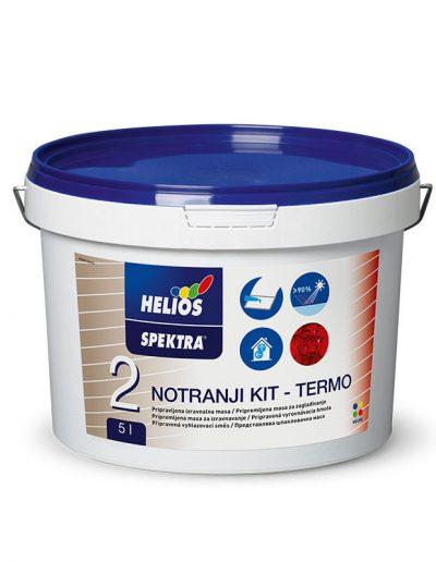 Helios - SPEKTRA вътрешна шпакловка TERMO