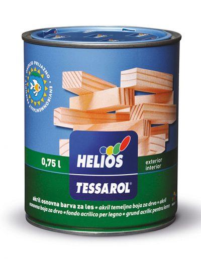 Helios - TESSAROL акрилен грунд за дърво