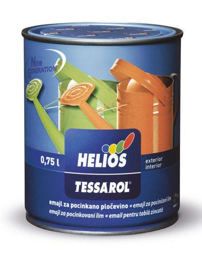 Helios - TESSAROL емайл за поцинковани повърхности