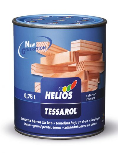 Helios - TESSAROL грунд за дърво