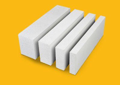YTONG - блокчетата са в най-различни размери