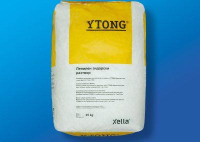 YTONG - Лепилен зидарски разтвор
