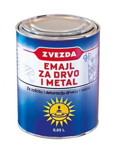 Zvezda - Емайл за дърво и метал