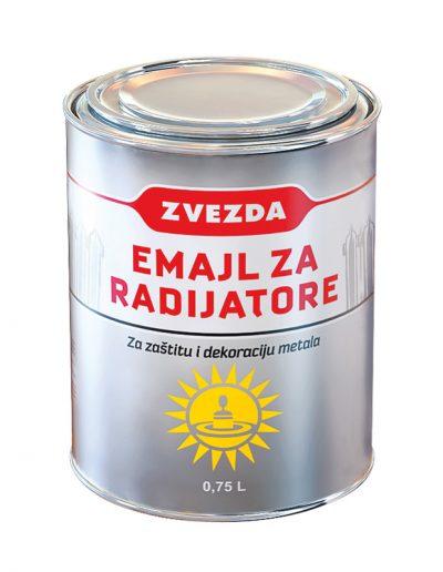 Zvezda - Емайл зa радиатори