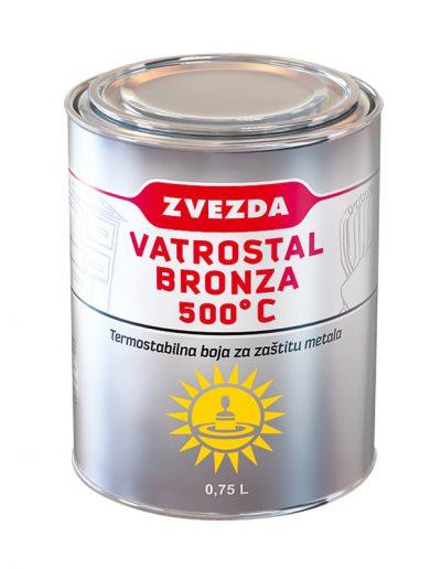 Zvezda - Ватростал (Огнеустойчива) бронза 500ºC