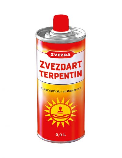 Zvezda - Звездарт терпентин