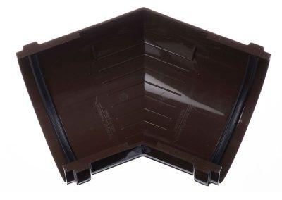 Ъгъл 135º за улук STANDARD - цвят шоколад