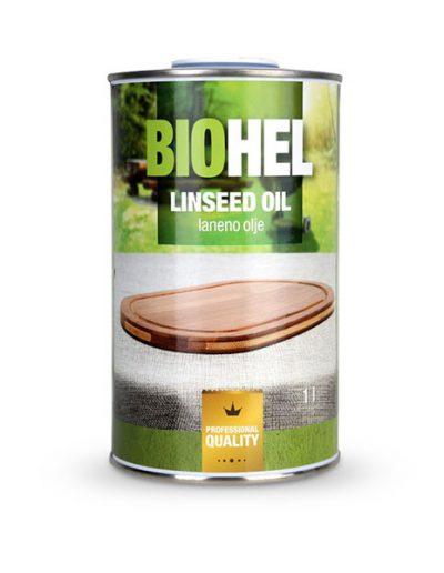 BIOHEL - био масло, ленено