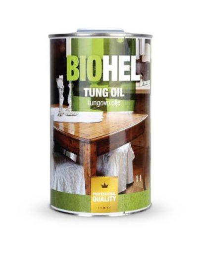 BIOHEL - био масло, тунгово