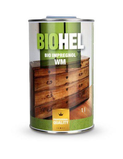 BIOHEL - био масло, импрегниращо, WM