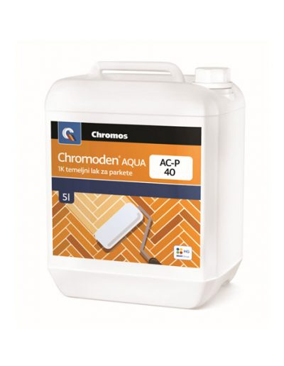 Chromoden Aqua акрилен грунд за паркет AC-P 40