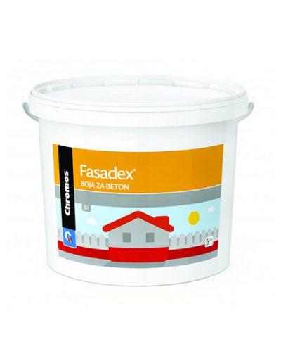 Fasadex боя за бетон