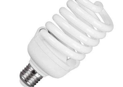 Енергоспестяваща лампа