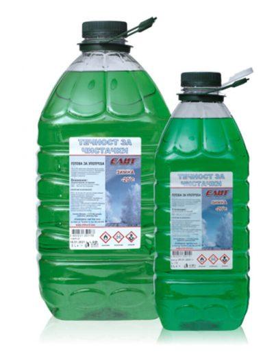 Зимна течност за чистачки ЕЛИТ -20°С